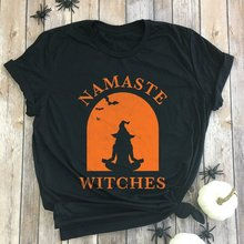 Namaste Witches Cute Shirt Funny cute t-Shirt fashion grunge aesthetic tumblr tees