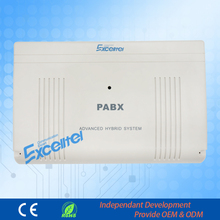 Big capacity PABX/ CP1696-848 8 PSTN line 48 extension/Billing software management -Operation easily