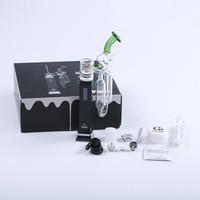 Электронная сигарета кальян комплект greenlightvapes G9 tcport DAB RIG испаритель электронный испаритель 3000 мА/ч, Батарея вейпер с OLED Дисплей