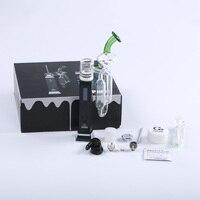 Электронные сигареты, кальян комплект Greenlightvapes G9 TCPort DAB RIG испаритель Vape ручка 3000 мАч Батарея вейпер с OLED Дисплей