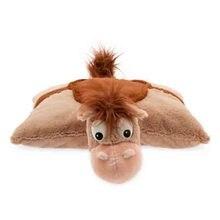 25cm=10inch/50*50CM Original Toy Story Plush Bullseye Figure The Horse Cute Doll For Children's Gift цена