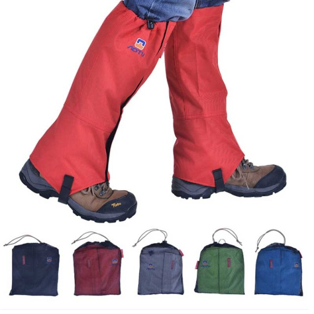 Adjustable Waterproof Leg Sleeves, Gaiters