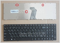 New For Lenovo G700 G500 G710 RU Russian Laptop Keyboard MP 12P83SU 686 PN 25210902