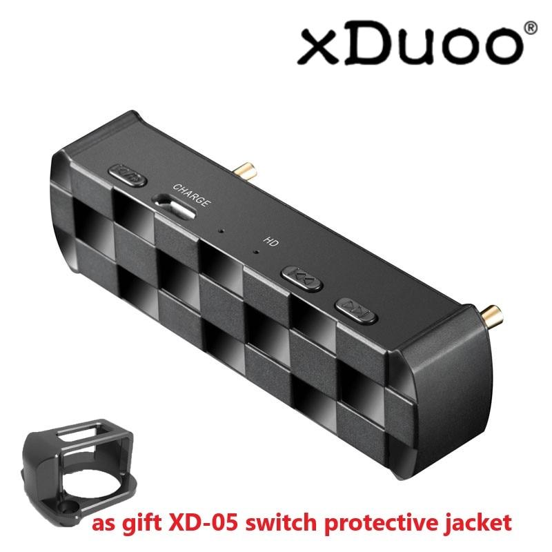XDUOO 05BL Bluetooth5 0 digital turntable for XD 05 headphone amplifier SBC AAC aptX CSR8670 lossless