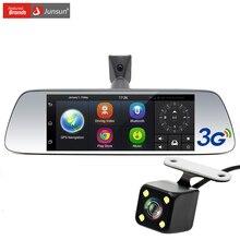 Junsun 7 «spécial 3G Voiture DVR Caméra Miroir Android 5.0 Avec GPS navigation Automobile Dvr Dash Cam miroir Vidéo Enregistreur