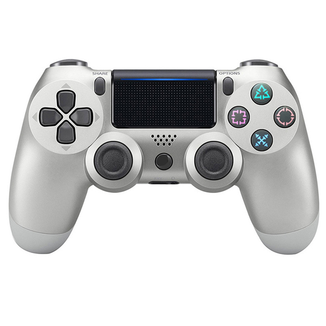 Version 2 Bluetooth 4.0 Wireless Gamepad Controller For PlayStation 4 Game Joystick For Sony Double shock PS4 Pro