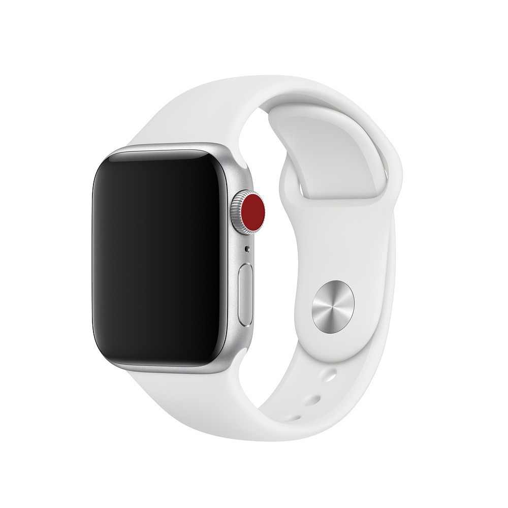 Smart Watch 4 Connected Bluetooth Men Women Smartwatch for iOS iPhone Xiaomi Huawei Sony Android Phone Apple Watch (Red Button)