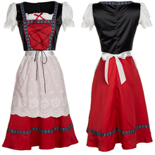 Fashion Plus Size Oktoberfest Beer Girl Costume Plus Size