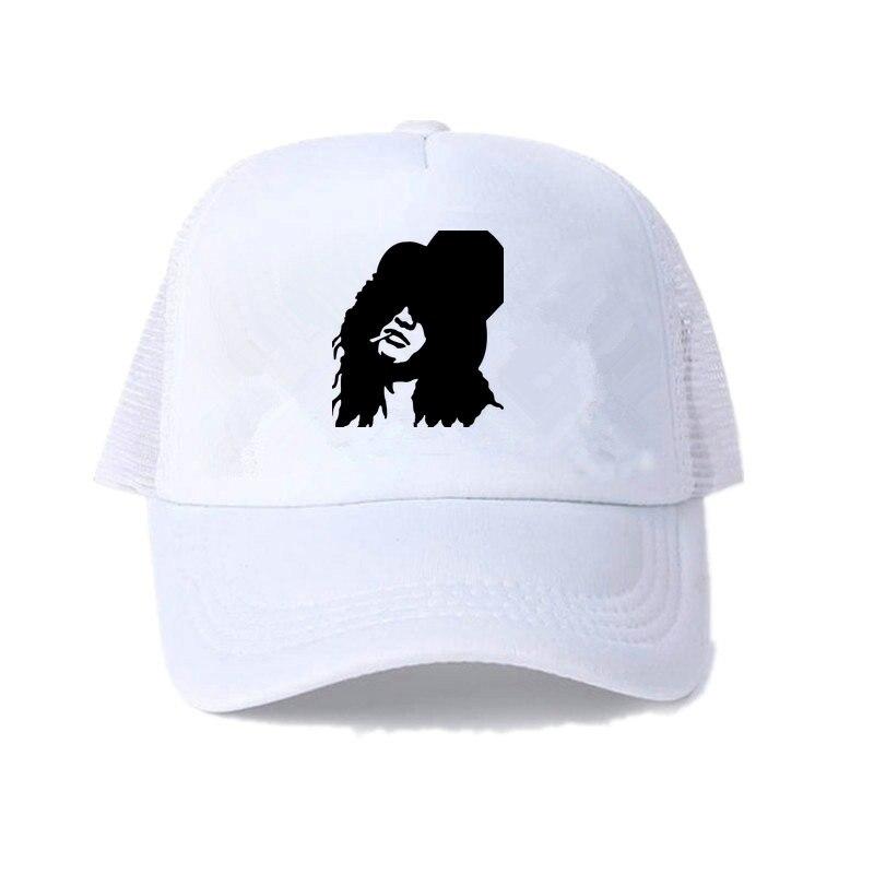 black trucker hat YY44903