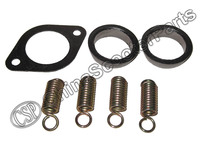 Exhaust Gasket and Spring Rebuild Kit For Polaris Sportsman 400 500 3085075 5243518