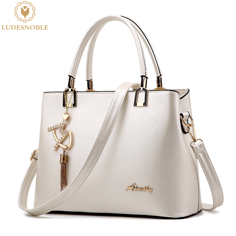 LUDESNOBLE Luxury Handbags Women Bags Designer Shoulder Bag Female Bags Women Bags Handbags Women Famous Brands Bolsa Feminina sica нч 15bp3sl 4 ohm