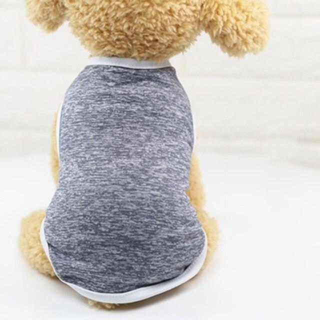 Cucciolo di Cane Cappotto di Autunno Inverno Cappotti Vestiti Caldi del Cotone D