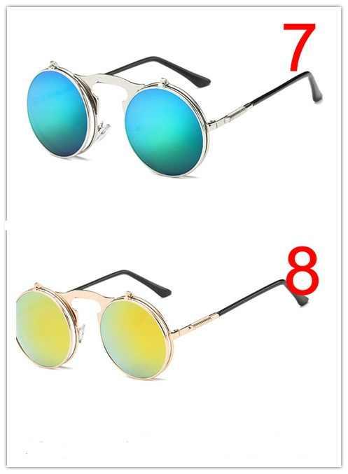 482581abd94 1PC Classic Round Sunglasses Men Small Vintage Retro John Lennon Glasses  Women Driving Metal Eyewear