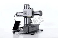 Full metal 3D printer, fast forming, education, high precision, 3D printer CNC engraving laser