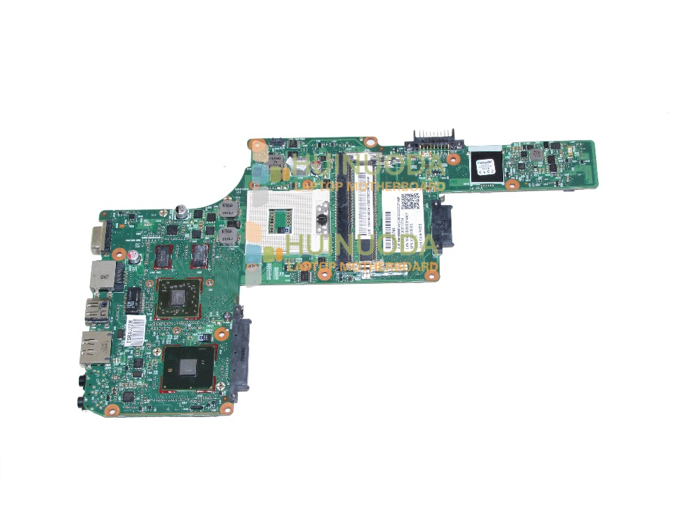NOKOTION For Toshiba Satellite L630 V000245030 6050A2338501 Laptop motherboard s989 hm55 intel ATI graphics card full test nokotion for toshiba satellite a100 a105 motherboard intel 945gm ddr2 without graphics slot sps v000068770 v000069110