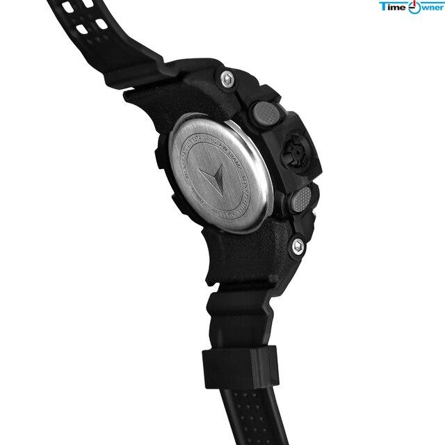 Bluetooth Smart Watch Call/MSN Notification Remote Control Pedometer Sport Watch IP67 Professional Waterproof Men's Wristwatch