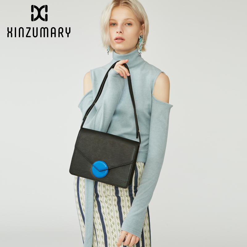 Bag for women 2019 New Simple Small Square Package Water Ripple Leather Women Shoulder Bag Fashion Solid color Female HandbagsBag for women 2019 New Simple Small Square Package Water Ripple Leather Women Shoulder Bag Fashion Solid color Female Handbags
