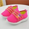 2017 la primavera de 1 a 5 años de edad kids shoes niños bebés niñas deportes casual shoes moda niños zapatillas de deporte de marca running shoes a889