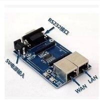 WIFI Module Serial Ports WIFI HLK SCM Single Chip Micyoco RM04 Simplify Test C7B3