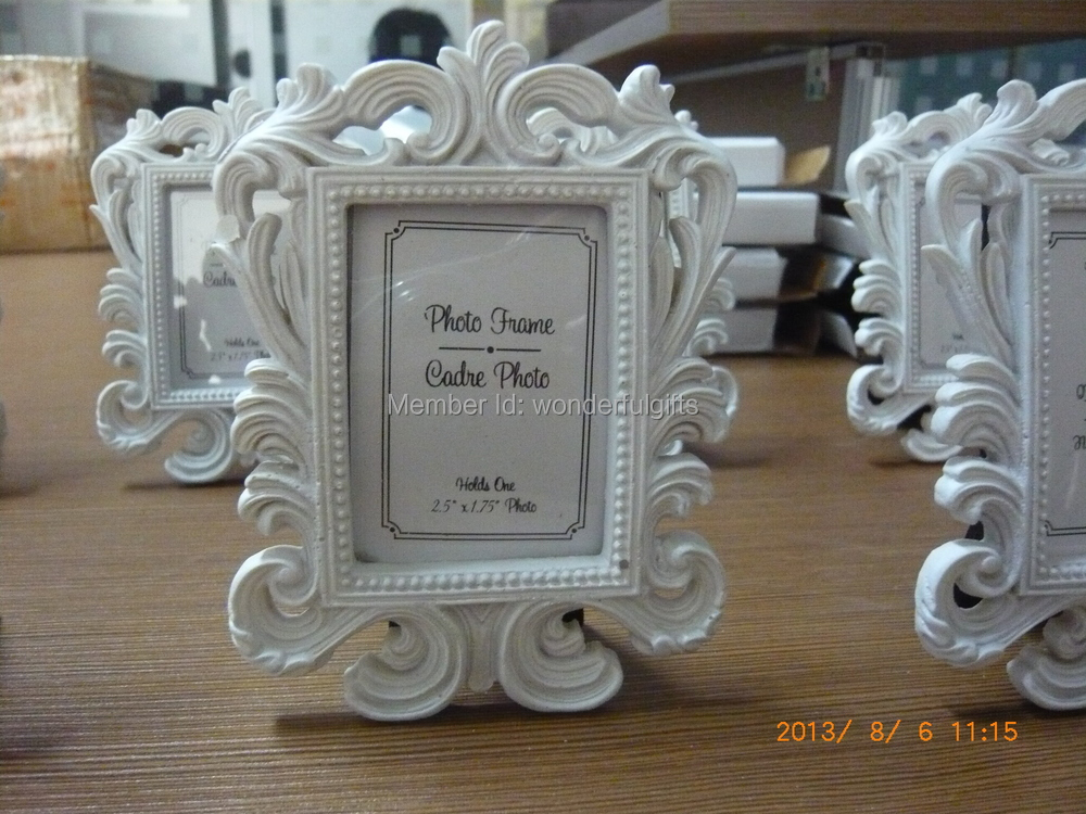 Wedding Favor And Giftaways Valentines Day Wholesale White Baroque