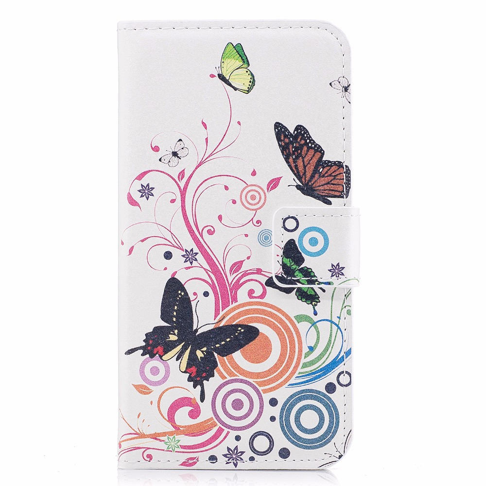 FGHGF Phone Case For Iphone 5 5S SE 6 6S Plus 7 8 Plus X Purse Pouch Wallet Style Card Slot for Mobile Accessories Phone Case
