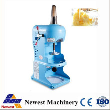 220V Automatic Electric Ice Crusher Shaver Machine Commercial Snow Cone Maker For Shop Or Home Using