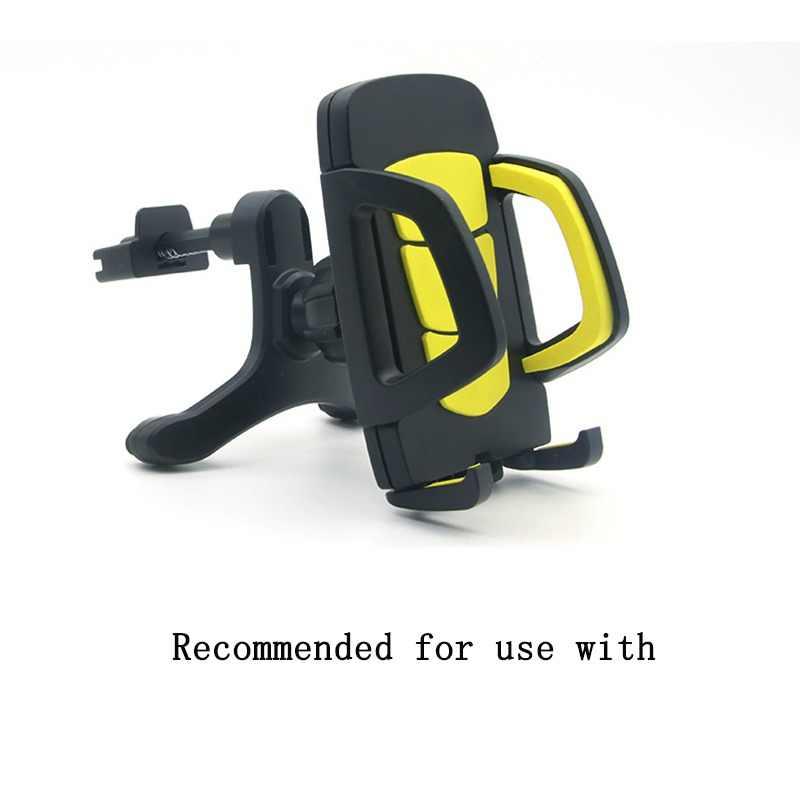 Uchwyt na telefon samochodowy uchwyt na akcesoria samochodowe wylot powietrza uchwyt na telefon komórkowy klip akcesoria samochodowe