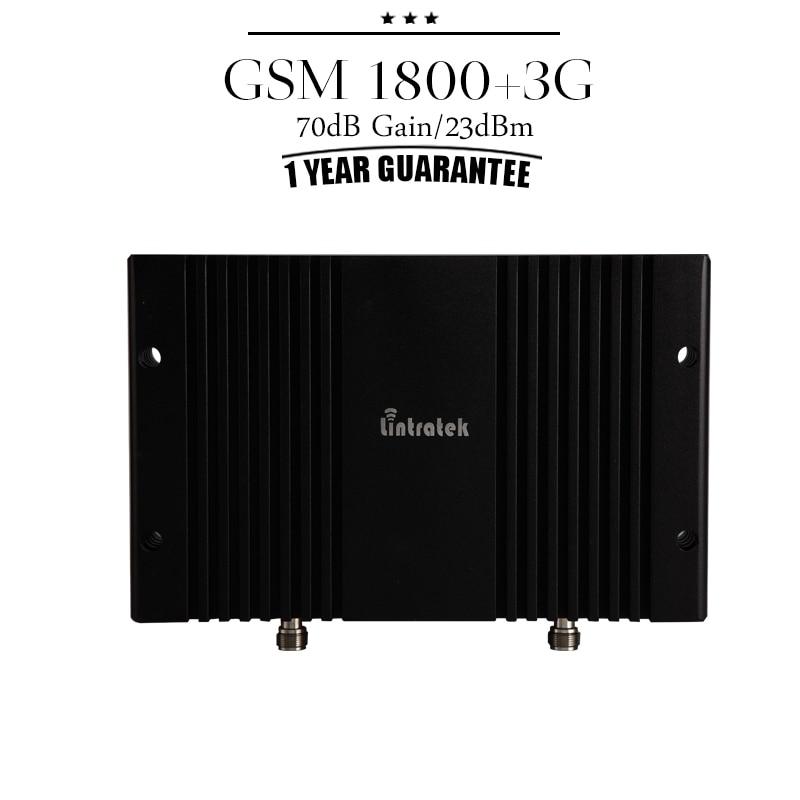 GSM 1800 + 3G WCDMA 2100 Mobilfunksignalverstärker 70 dB - Handy-Zubehör und Ersatzteile
