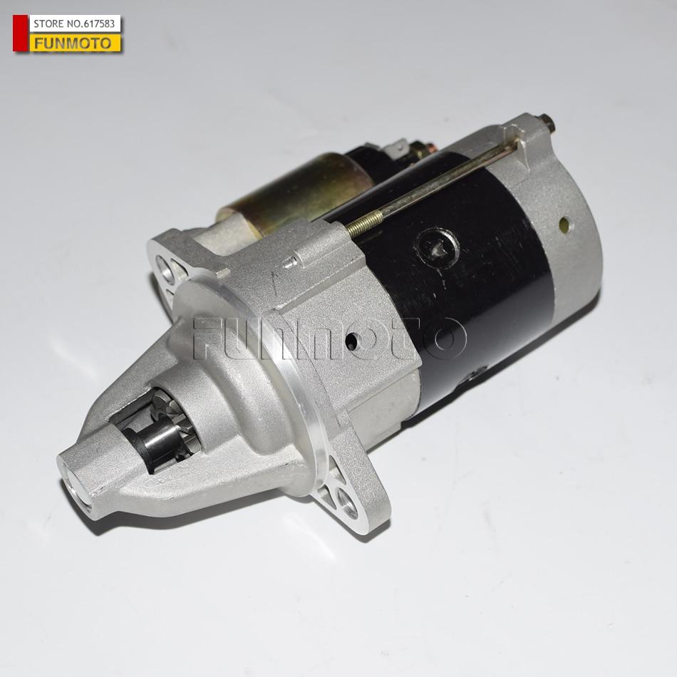 Démarrage du moteur costume pour XT650/KINROAD 650 KART/Joyner, roketa, goka, kazuma, Saiting, TNS, BMS buggy, utv, go kart, atv