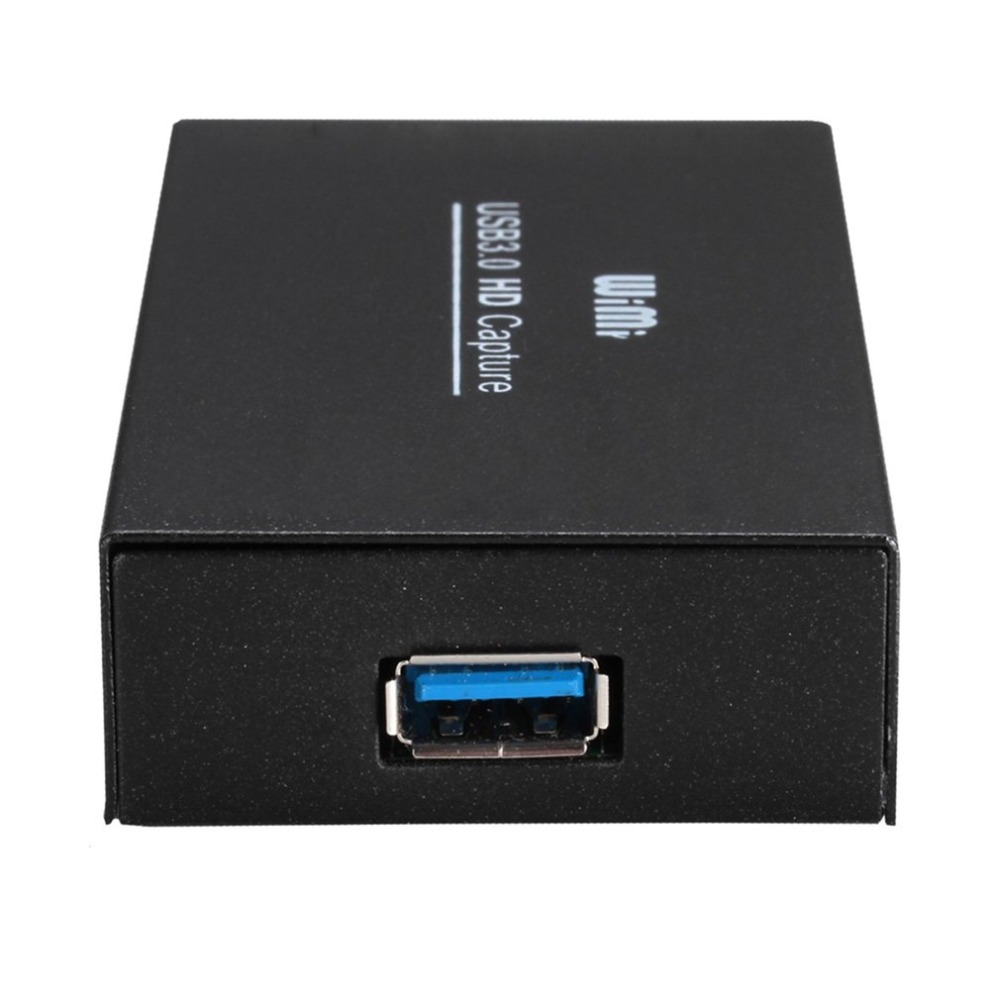 WIMI EC288 USB 3,0 HD 1080 P 60 Гц 16-бит захвата телефона игры заседании видео Capture Box для OBS для XSplit захвата видео ключ