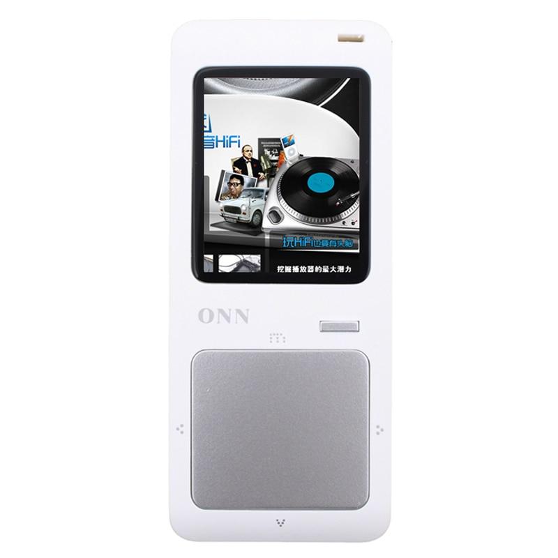 10049TW ONN Q7 1 8inch TFT Screen Sports MP4 Player 8GB Voice Recorder FM Raido Video