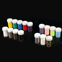 30ml Bottle 15 Bottles Of Embossed Powder DIY Handmade Special Embossing Powder DIY Paint Rubber Stamp