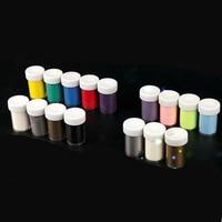 30ml Bottle 15 Bottles Of Embossed Powder DIY Handmade Special Embossing Powder DIY Paint Rubber Stamp