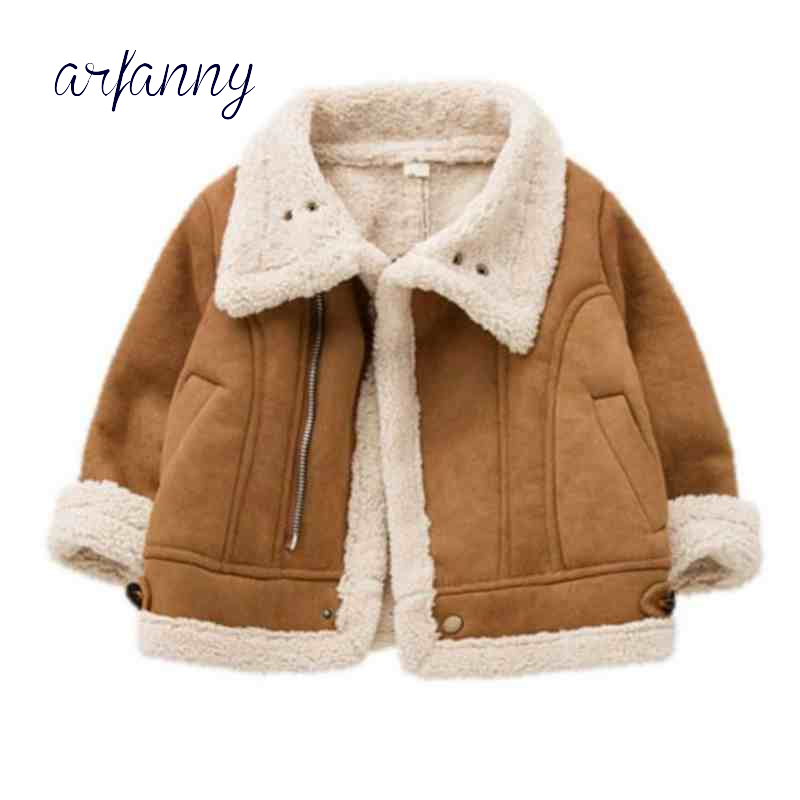 Fashion Hickened Boys Winter Jackets Boy coat jacket fleece thick warm all-match kids jacket Baby Boys Coats casacos paul frank baby boys supper julius fleece hoodie