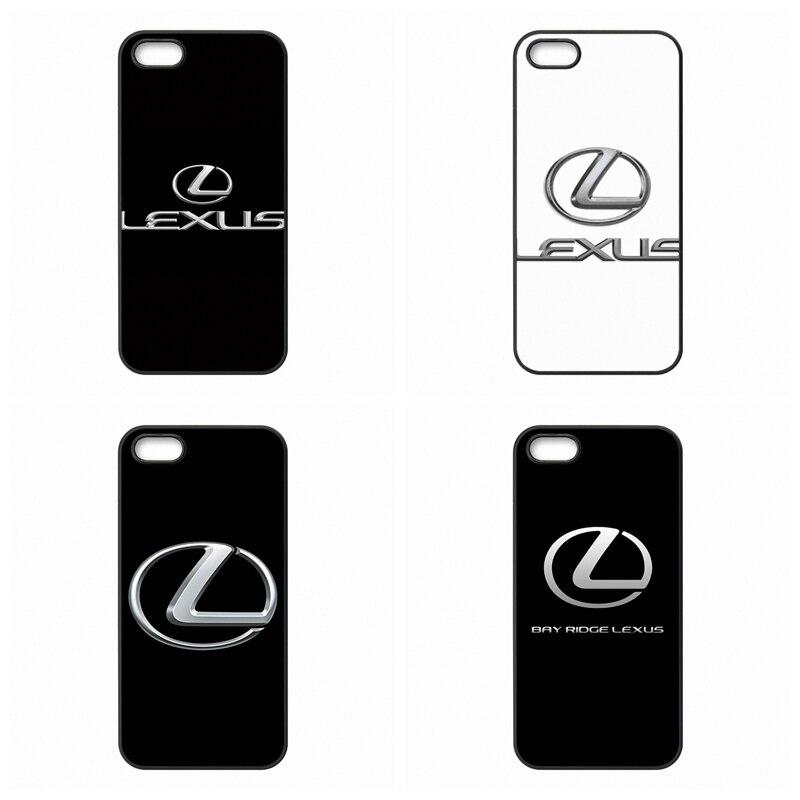 outlet store b585e 0eb84 cell phone case Lexus logo For Apple iPhone 4 4S 5 5C SE 6 6S Plus ...