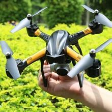Нмиц S10 2,4 г 4 оси дистанционного управления quadcopter Дрон с HD камера rc Дрон cam FPV Wi-Fi Профессиональный вертолет легко играть в игрушки