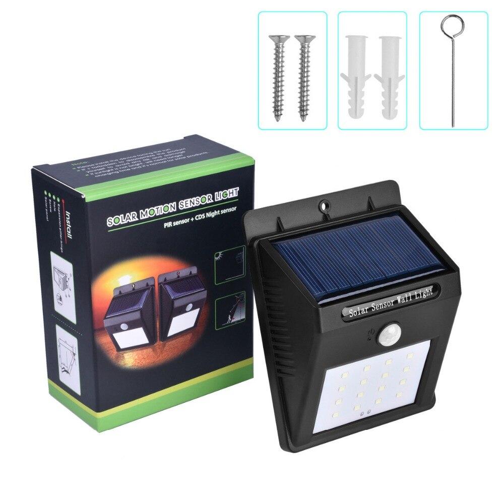 Lâmpadas Solares lumiparty 4 pcs 16 conduziu Tipo de Célula Solar : Bateria de Lítio