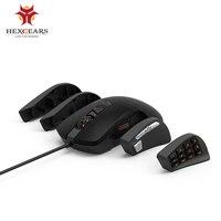 HEXGEARS GM66 геймер мышь программируемая кнопка игровая мышь Professional Mause Muis Souris геймер компьютер геймер мыши мышь ноутбук