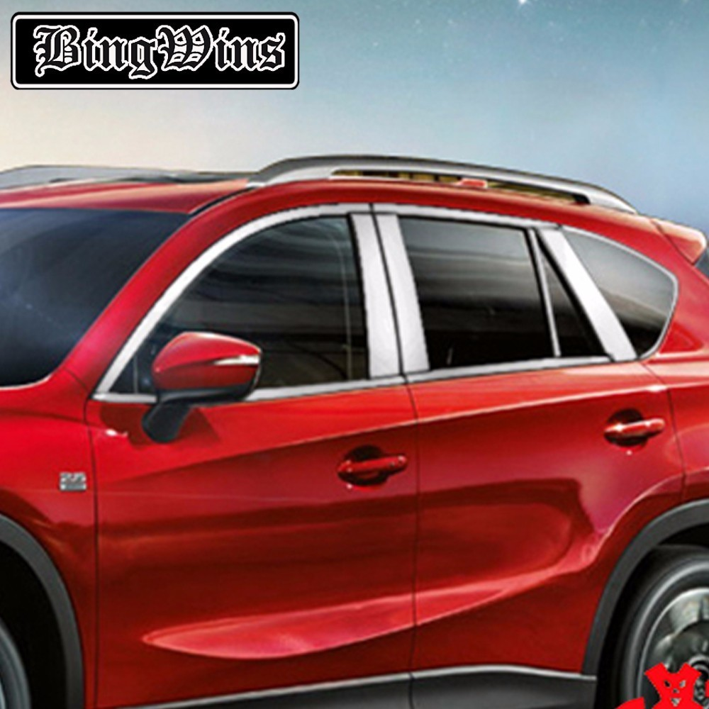 Mazda Cx5 2013 Design Stickers
