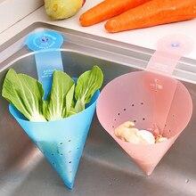 Salad Garbage Kitchen Garden Helper Colanders Strainers PinkFree Shipping wholesale/retail ss1297
