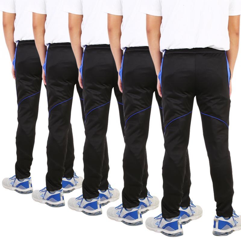 Men Sports Sweat Releasing Pants Running Training Fitness Long Trousers Pants Leggings Exercise Walker