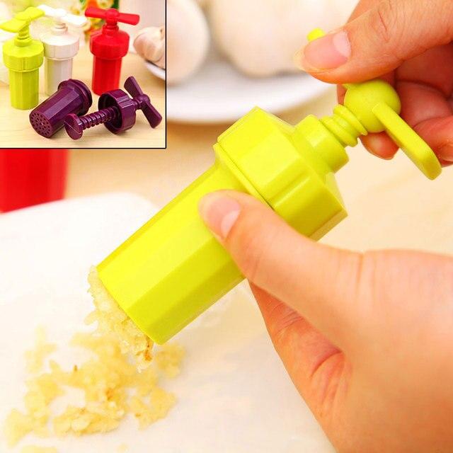 Gengibre Alho Ralador Multi Funcional Torção Cortador Crusher Peeler Ferramenta de Utensílios de Cozinha De Plástico Liquidificadores Vegetais Acessórios
