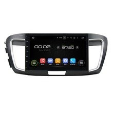 10.1″ Android 5.1 Car Radio for Honda Accord 2013-2015 Car GPS Navigation Audio Video player wifi Rom 16G with canbus
