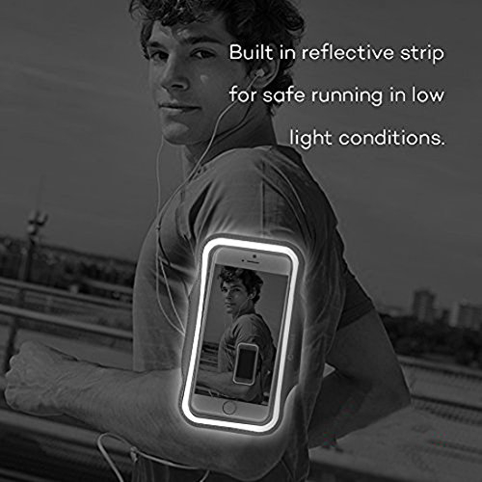 Wangcangli Sport armband case for running smartphone cell phones