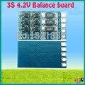 3 S 4.2 v lipo equilibrador li-ion bordo balncing tablero de carga de la batería completa tabla de equilibrio