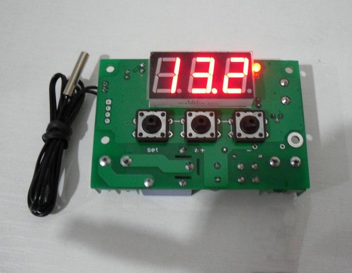все цены на XH-W1301 12V panel mounted digital intelligent temperature controller -50~110 degree accuracy 0.1 онлайн