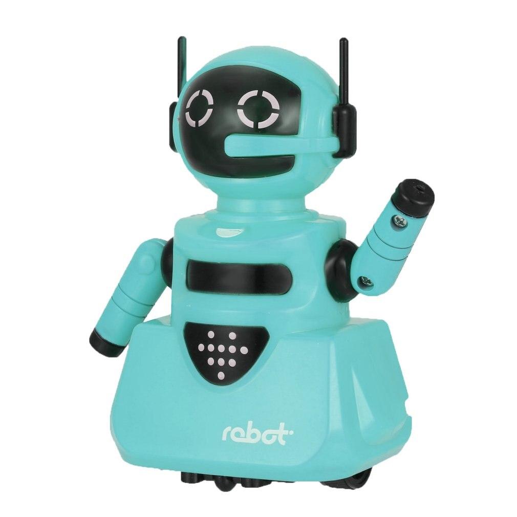 Confiable Inteligencia Mágica Pista Inductivo Modelo De Robot Siguientes Por Línea Dibujar Mini Vehículo Desarrollo De La Inteligencia De Juguetes De Los Niños Preparando Todo El Sistema Y FortaleciéNdolo