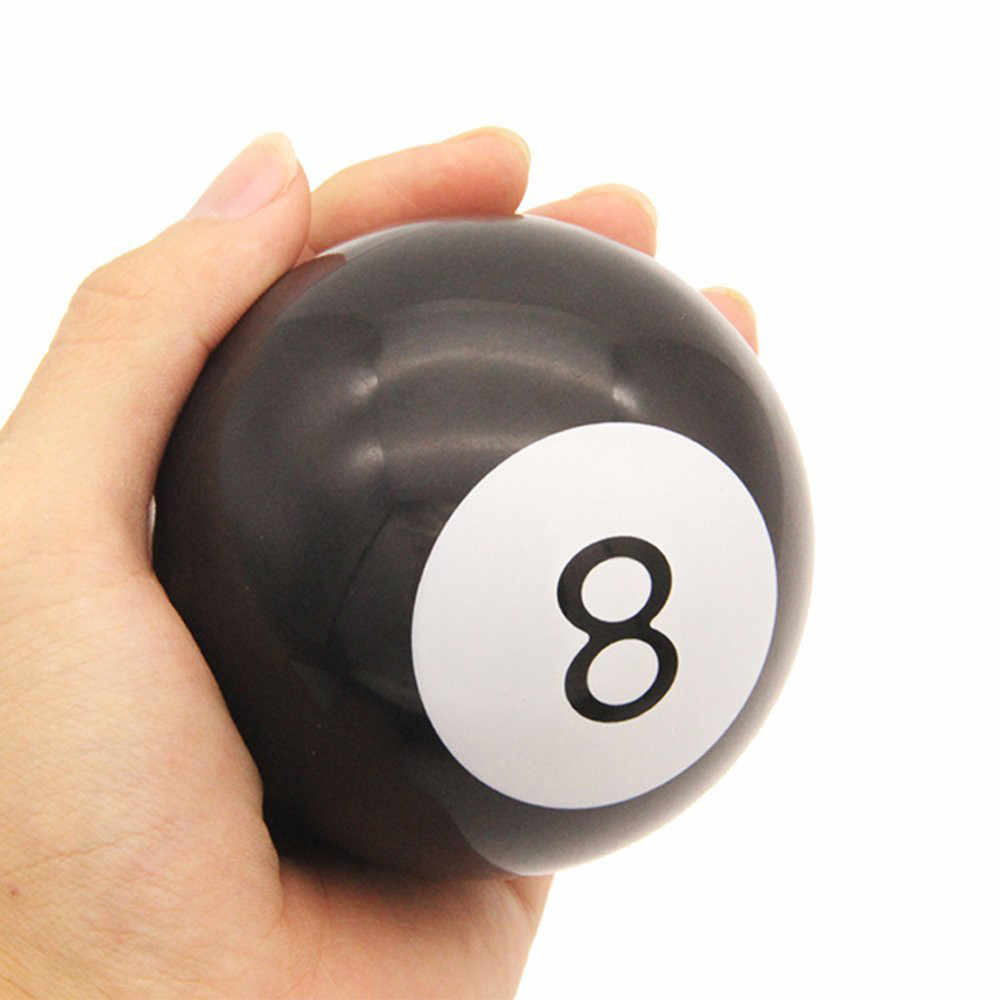2019 New Products Retro Magic Mystic 8 Ball Luckly Decision Making Fortune Telling Cool Toy Amaze Gift magic tricks