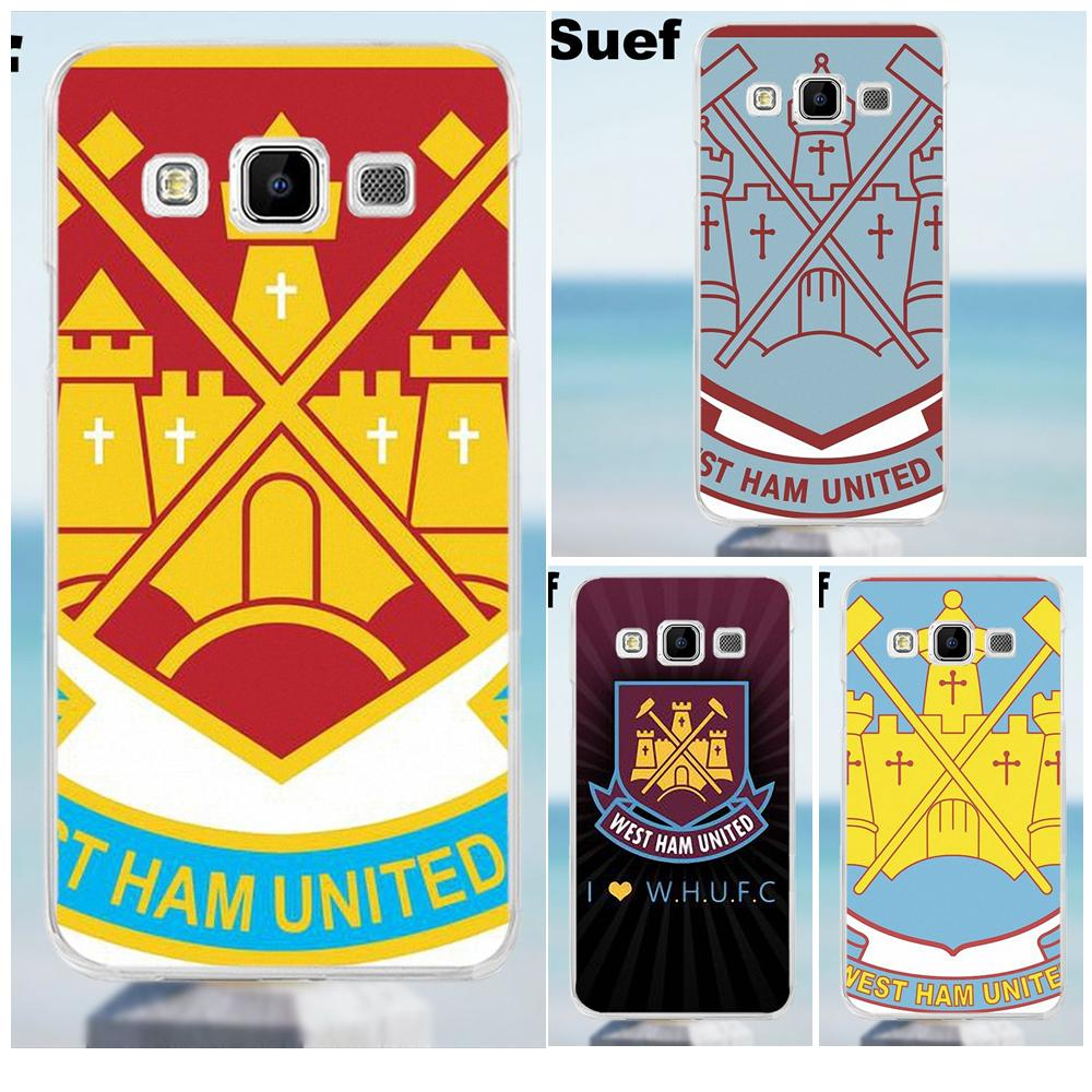 west ham phone case samsung s7 edge
