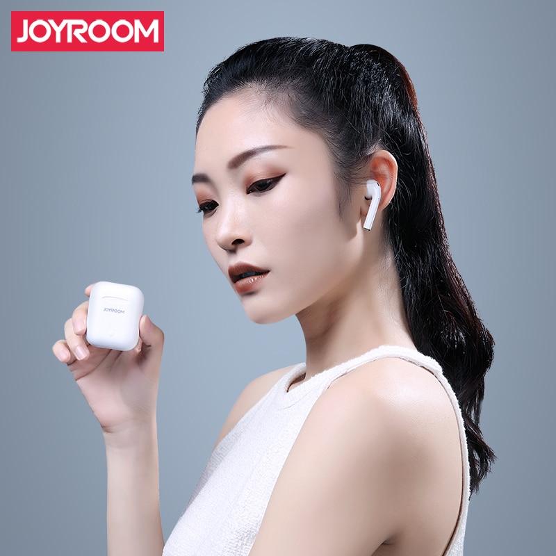 JOYROOM T03 Bluetooth écouteur sans fil Binaural stéréo suppression de bruit Bluetooth écouteur basse pas i30 i12 i20 i10 i60 i11 tws